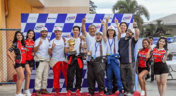 GAC Motor Dominates Kalayaan Cup