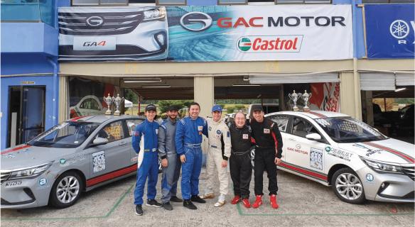 GAC Motor Race Team at the 2019 Gat Andres Bonifacio Cup Endurance Challenge