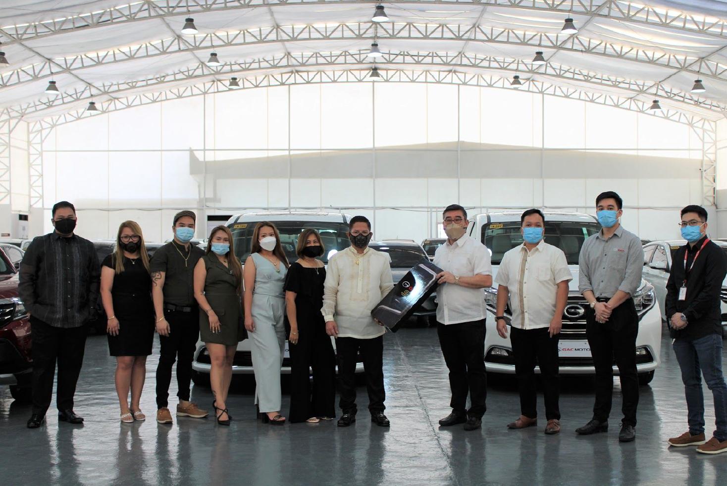 GAC Motor Welcomes RYO Motors