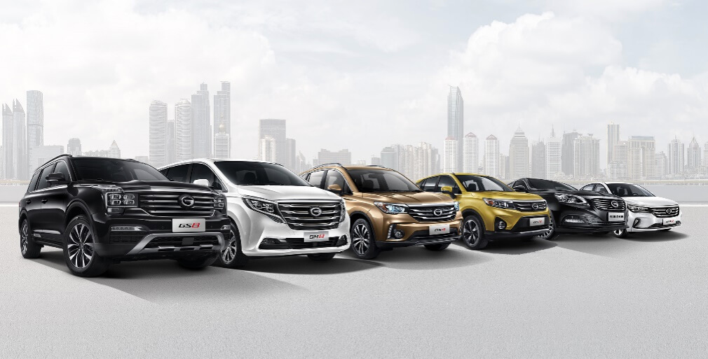 GAC Motor Vehicles