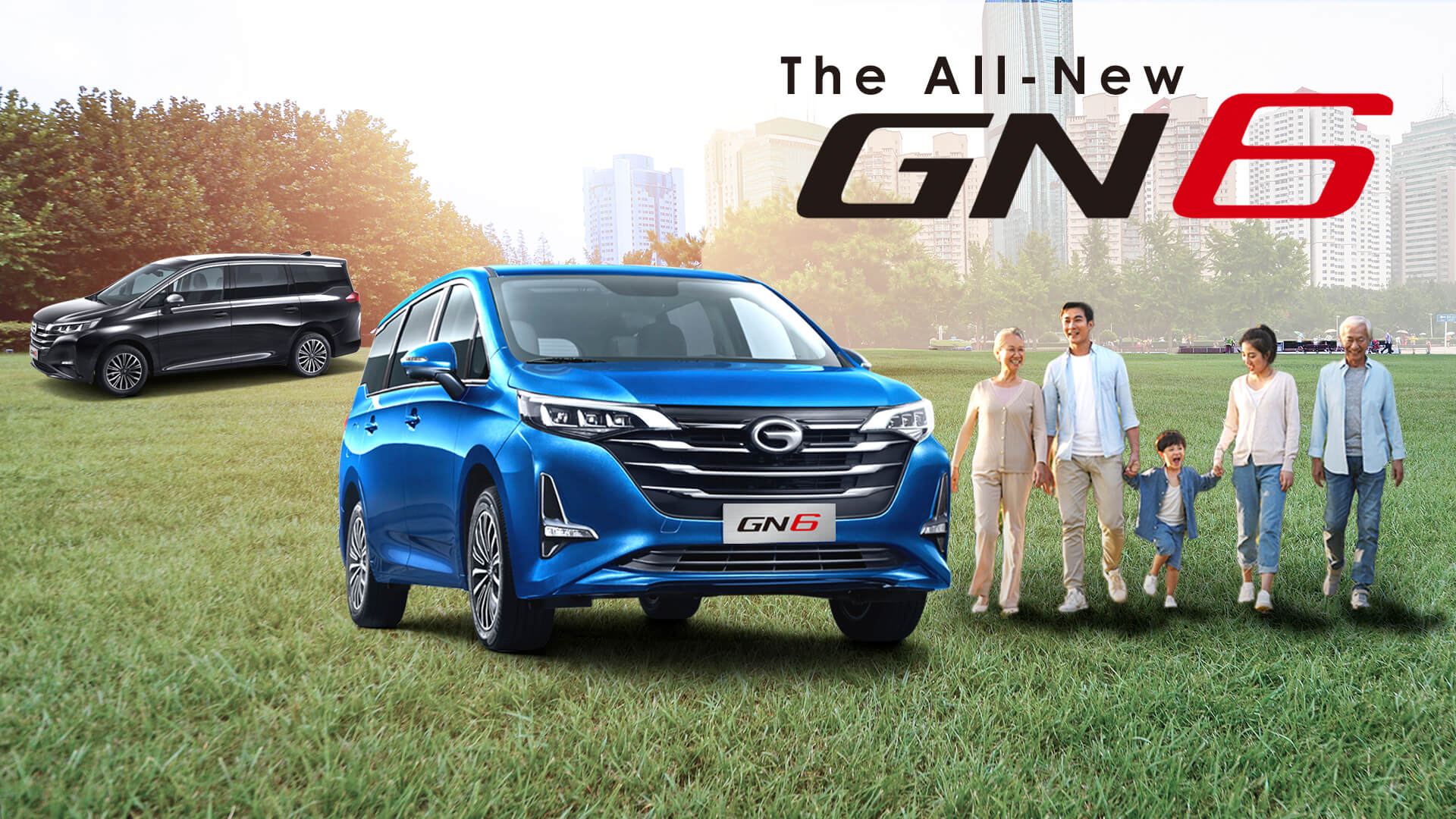 The All New GN6