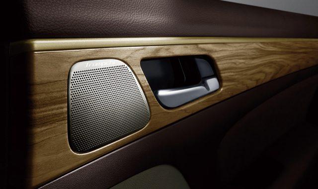 GAC GS8 Speakers