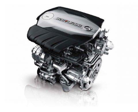 GAC MOTOR 320T engine