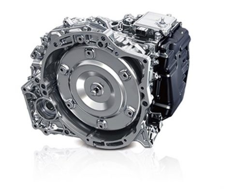 6-speed automatic transmission produced by aisin
