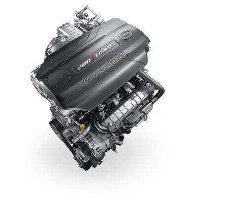 GAC MOTOR 2nd generation engine