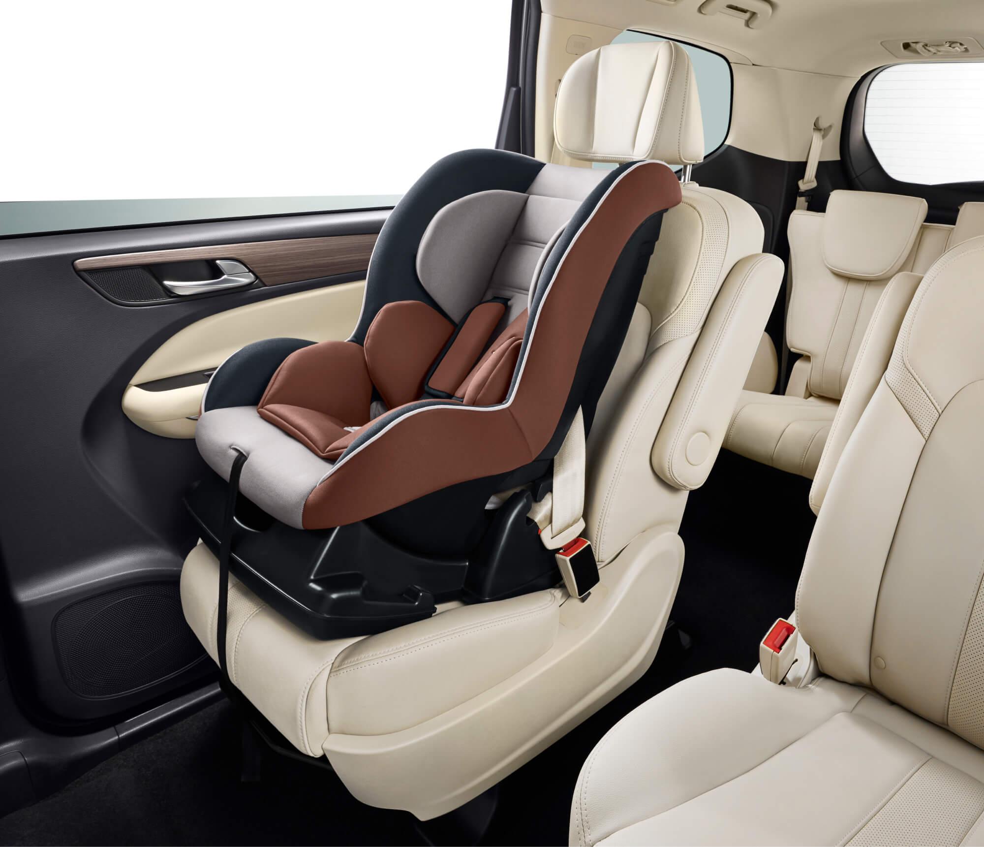 GN6 Child Seat